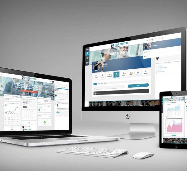 PAA Capital – Social Venture Capital Portal