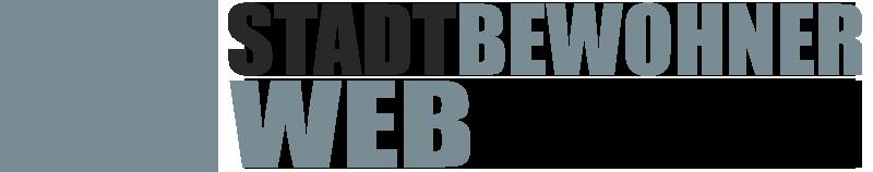 Die Stadtbewohner - Webdesign & Webentwicklung